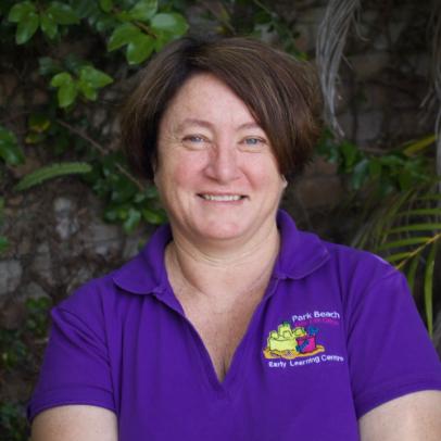 Educator Justine Dawson